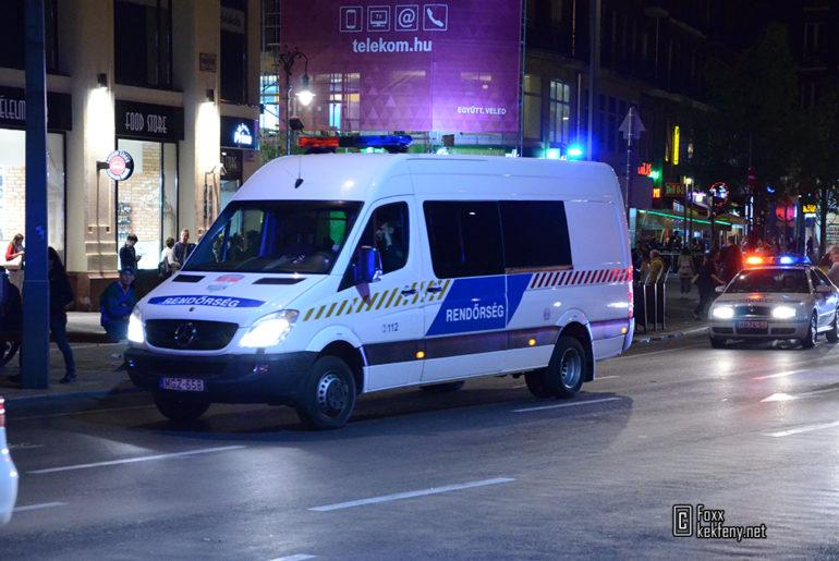 Budapesti Rendőrfőkapitányság