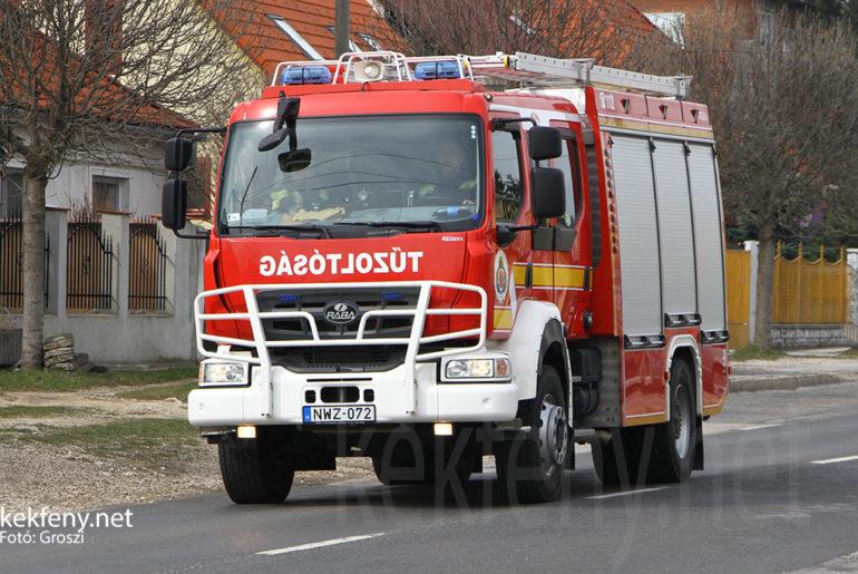 Hivatásos Tűzoltóság Veszprém