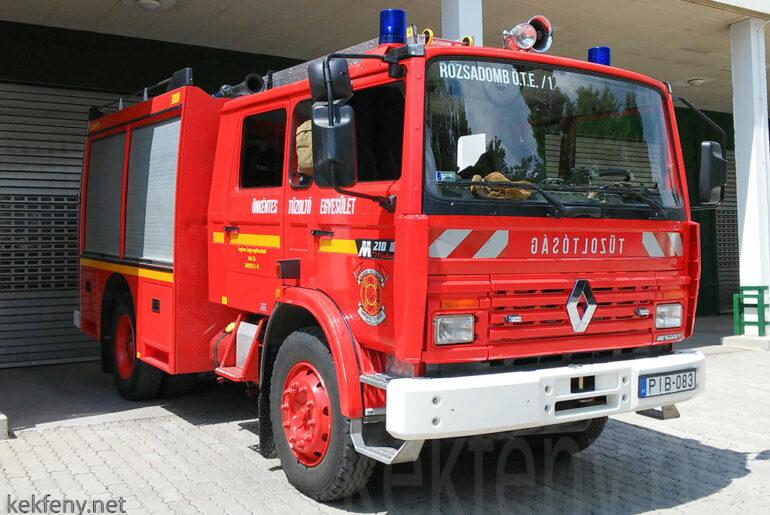 Budavár – Rózsadomb Önkéntes Tűzoltó Egyesületek