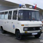 Mercedes D309