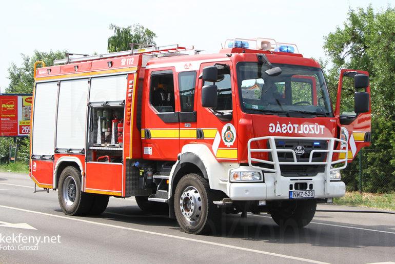 Dunaújváros Hivatásos Tűzoltóparancsnokság