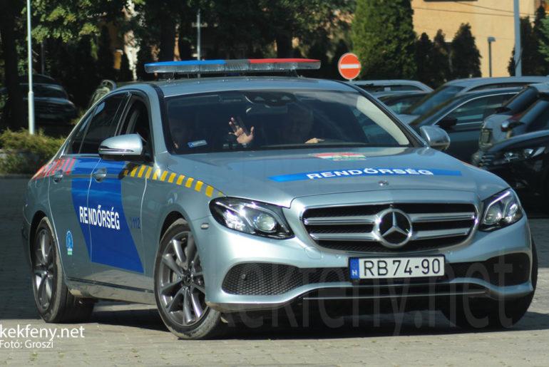 Készenléti Rendőrség