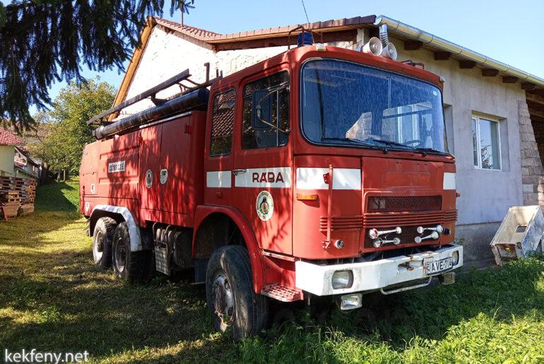 Önkéntes Tűzoltó Egyesület Csővár