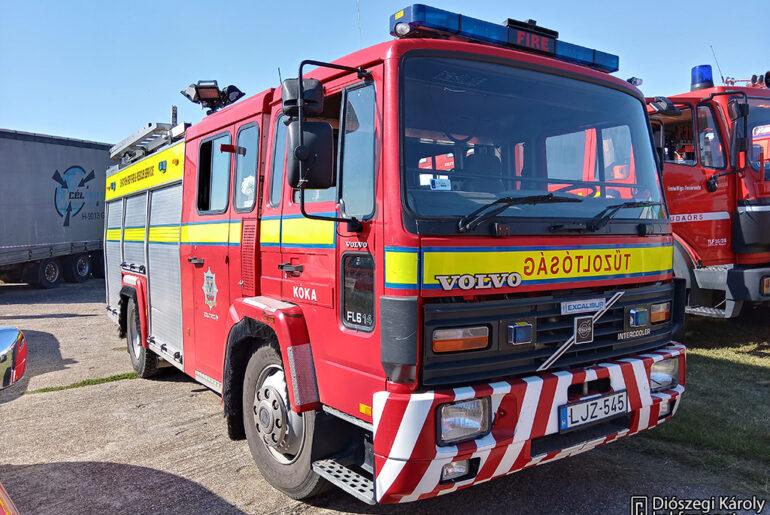 Kóka Önkéntes Tűzoltó Egyesület