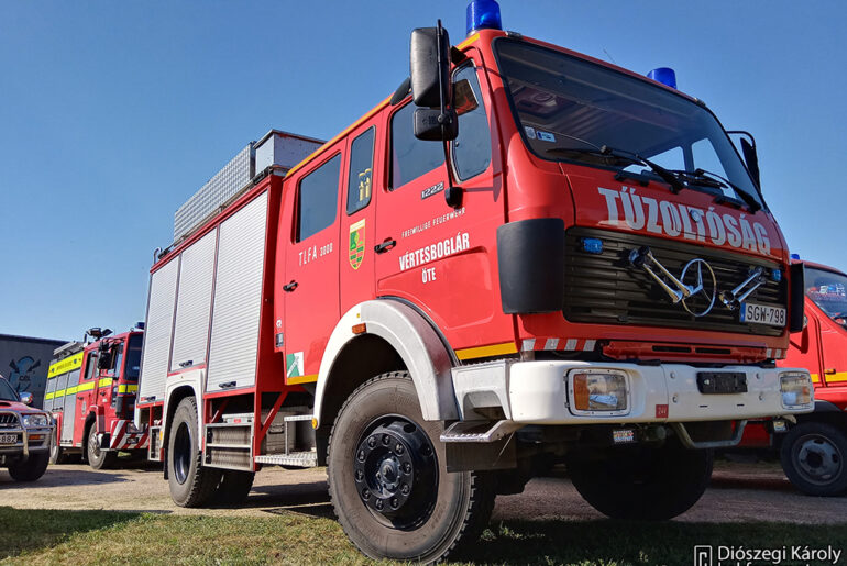 Önkéntes Tűzoltó Egyesület – Vértesboglár