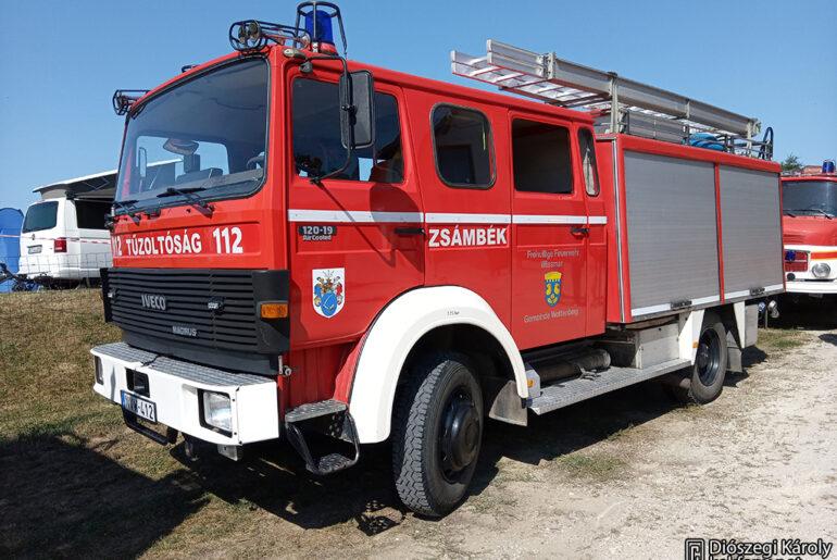 Zsámbéki Önkéntes Tűzoltó Egyesület